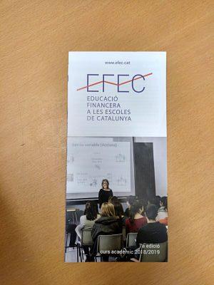 Tallers d'Educació Financera – EFEC – 4t ESO