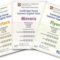 Resultats proves YLE de Cambridge