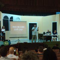 Inici de curs de la Fundació d'Escoles Diocesanes i Parroquials de Terrassa